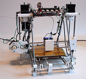 Image of RepRapPro Huxley 3D Printer